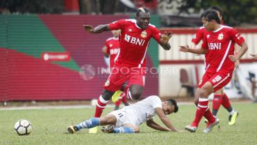 (GALERI FOTO) Bhayangkara FC Gagal Menang Atas Tim Liga 2 dan 3