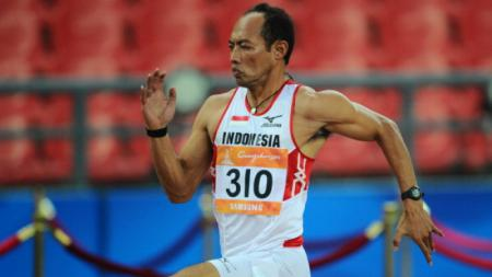 Suryo Agung Wibowo di Asian Games 2010. - INDOSPORT