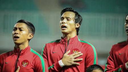 Kiper Borneo FC Muhammad Ridho. - INDOSPORT