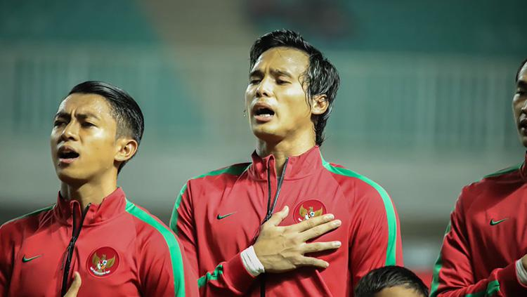 Kiper Borneo FC Muhammad Ridho. Copyright: Twitter/@Muhammadridho78