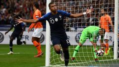 Indosport - Prancis vs Belanda.