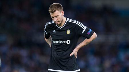 Nicklas Bendtner adalah salah satu pesepakbola terburuk yang pernah main di Liga Inggris. - INDOSPORT