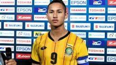 Indosport - Pemain Brunei Darusalam, Faiq Bolkiah.