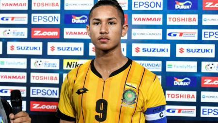Pemain Brunei Darusalam, Faiq Jefri Bolkiah, keracunan makanan saat di SEA Games 2019. - INDOSPORT