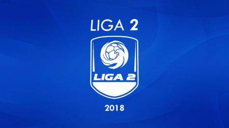 Ilustrasi Logo Liga 2 2018. - INDOSPORT