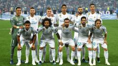Indosport - Pemain utama Real Madrid di final Liga Champions 2017/18.