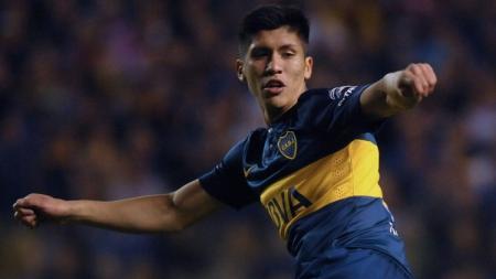 Nahuel Zarate eks Boca Juniors - INDOSPORT