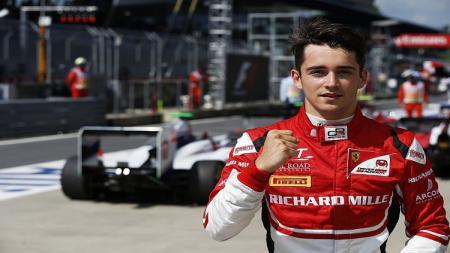 Pembalap Formula 1 yang tergabung ke dalam tim Ferrari, Charles Leclerc, membeberkan rahasia suksesnya di ajang F1 2019. - INDOSPORT