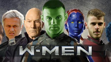 Rooney pernah muncul dalam film X-Men - INDOSPORT