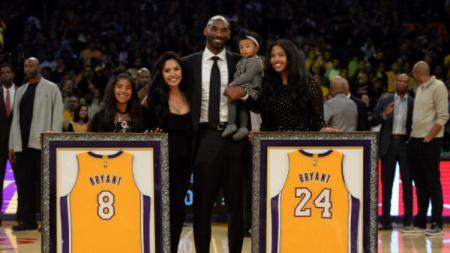 Nama Kobe Bryant pasti sangat melekat dengan bola basket. Ia menghabiskan 20 tahun berkarier di NBA dan dinilai sebagai salah satu pemain tersukses. - INDOSPORT