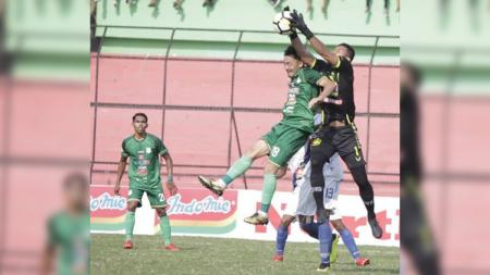PSMS Medan vs PSIS Semarang. - INDOSPORT