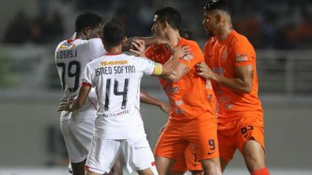 Borneo FC vs Persija. - INDOSPORT