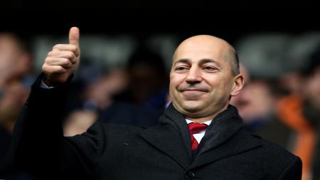 CEO baru AC Milan, Ivan Gazidis - INDOSPORT