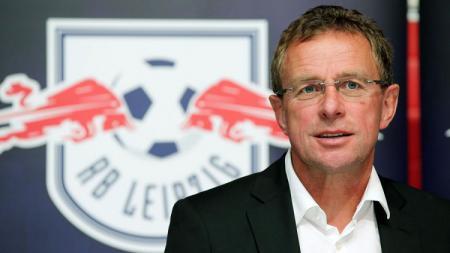 Pelatih asal Jerman, Ralf Rangnick. - INDOSPORT