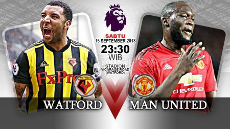 Watford vs Manchester United (Prediksi) - INDOSPORT