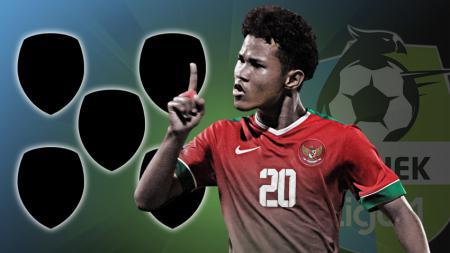 Bagus Kahfi pemain Timnas Indonesia U-16. - INDOSPORT