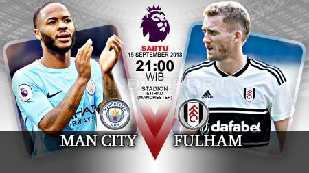 Manchester City vs Fulham (Prediksi) - INDOSPORT