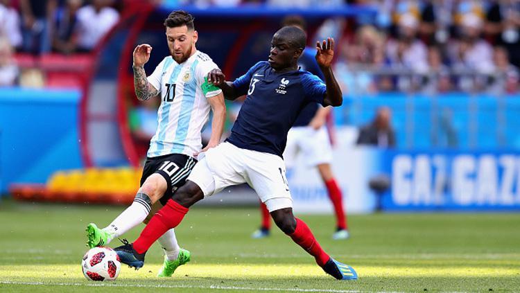 Lionel Messi vs N