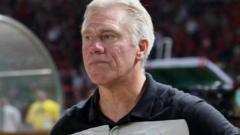 Indosport - Wim Rijsbergen, mantan pelatih Timnas Indonesia.