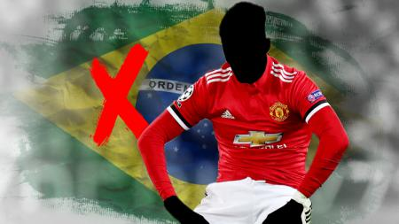 Ilustrasi pemain Brasil gagal di Man United. - INDOSPORT