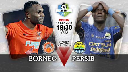 Borneo FC vs Persib Bandung (Prediksi) - INDOSPORT
