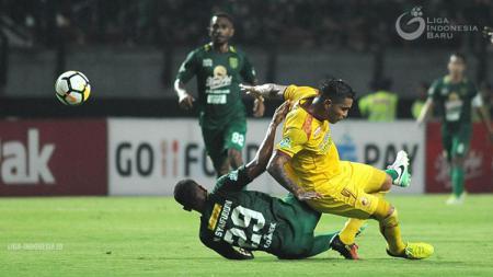 Sriwijaya FC vs Persebaya Surabaya - INDOSPORT