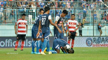 Arema FC vs Madura United - INDOSPORT
