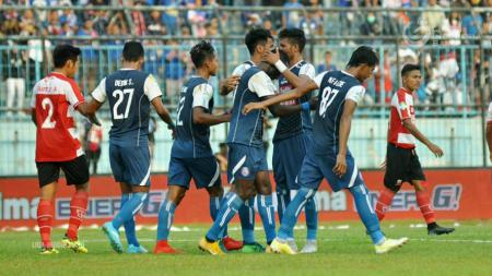 Arema FC vs Madura United - INDOSPORT