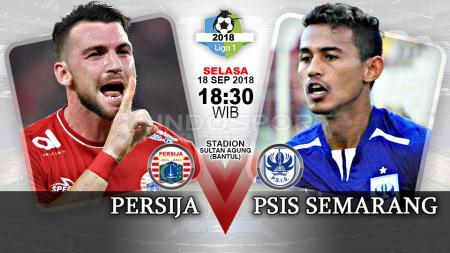 Persija Jakarta vs PSIS Semarang (Prediksi) - INDOSPORT