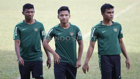 Timnas U-19 Jelang Turnamen Mini Lawan China dan Thailand. - INDOSPORT