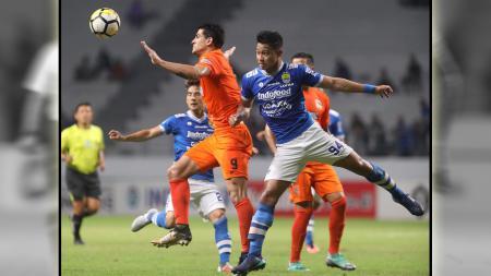 Borneo FC vs Persib Bandung - INDOSPORT