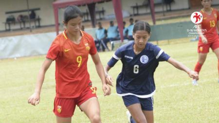 Timnas U-16 Putri China Menang Besar di Laga Kualifikasi Piala Asia - INDOSPORT