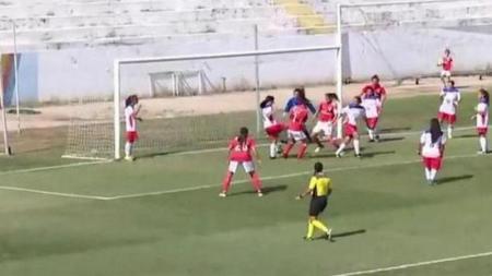 Benfica vs Ponte de Frielas - INDOSPORT