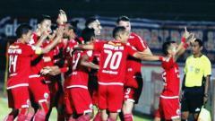 Indosport - Persija Jakarta vs PSIS Semarang