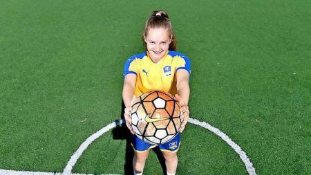 Alana Jancevski, pemain Timnas putri Australia U-16 - INDOSPORT