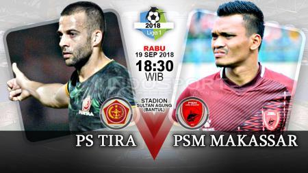 PS Tira vs PSM Makassar (Prediksi) - INDOSPORT