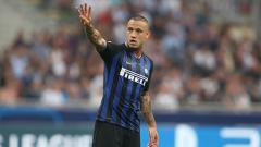 Indosport - Radja Nainggolan, gelandang serang Inter Milan.