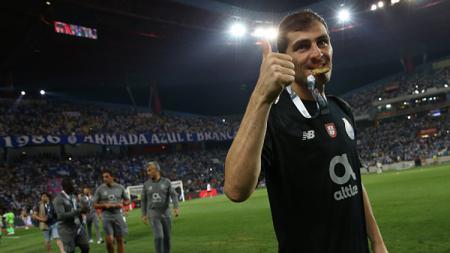 Iker Casillas, kiper FC Porto. - INDOSPORT