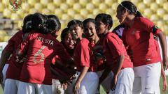 Indosport - Skuat timnas Putri Indonesia U-16.