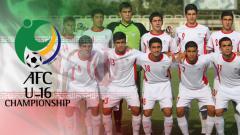Indosport - Skuat Timnas Iran.