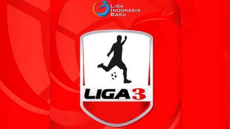 Logo Liga 3 Indonesia. - INDOSPORT