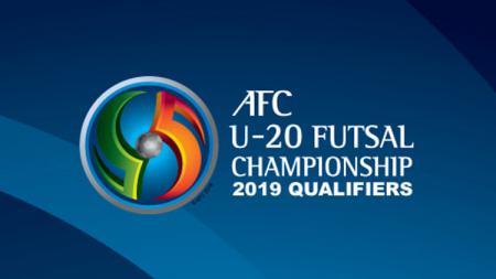 Logo AFC U-20 Futsal Championship 2019. - INDOSPORT