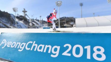 Olimpiade Musim Dingin 2018 di Pyeongchang, Korea Selatan. - INDOSPORT