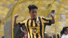 Indosport - Resmi! Wonderkid Malaysia, Luqman Hakim Gabung Klub Belgia