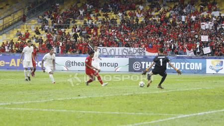 Iran vs Indonesia di Piala Asia U-16. - INDOSPORT