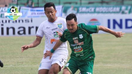 PSMS Medan vs Persela Lamongan. - INDOSPORT