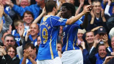Profil Portsmouth, mantan jawara Liga Inggris sekaligus rival klub Indonesia, Oxford United, untuk meraih tiket promosi musim depan. - INDOSPORT