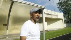 Indosport - Pelatih Timnas U-16, Fakhri Husaini.