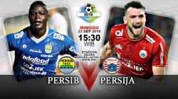 Persib Bandung vs Persija Jakarta (Prediksi)