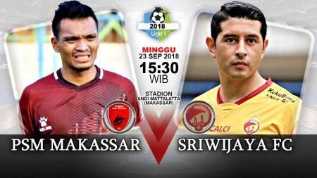 PSM Makassar vs Sriwijaya FC (Prediksi) - INDOSPORT